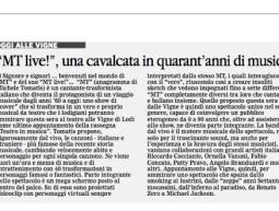 """""""IL CITTADINO"""" </br> 18.04.2009"""
