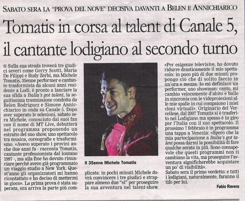 IL CITTADINO 30.01.2013