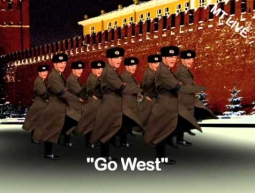 "MTLIVE BACKDROP </br> ""GO WEST"""