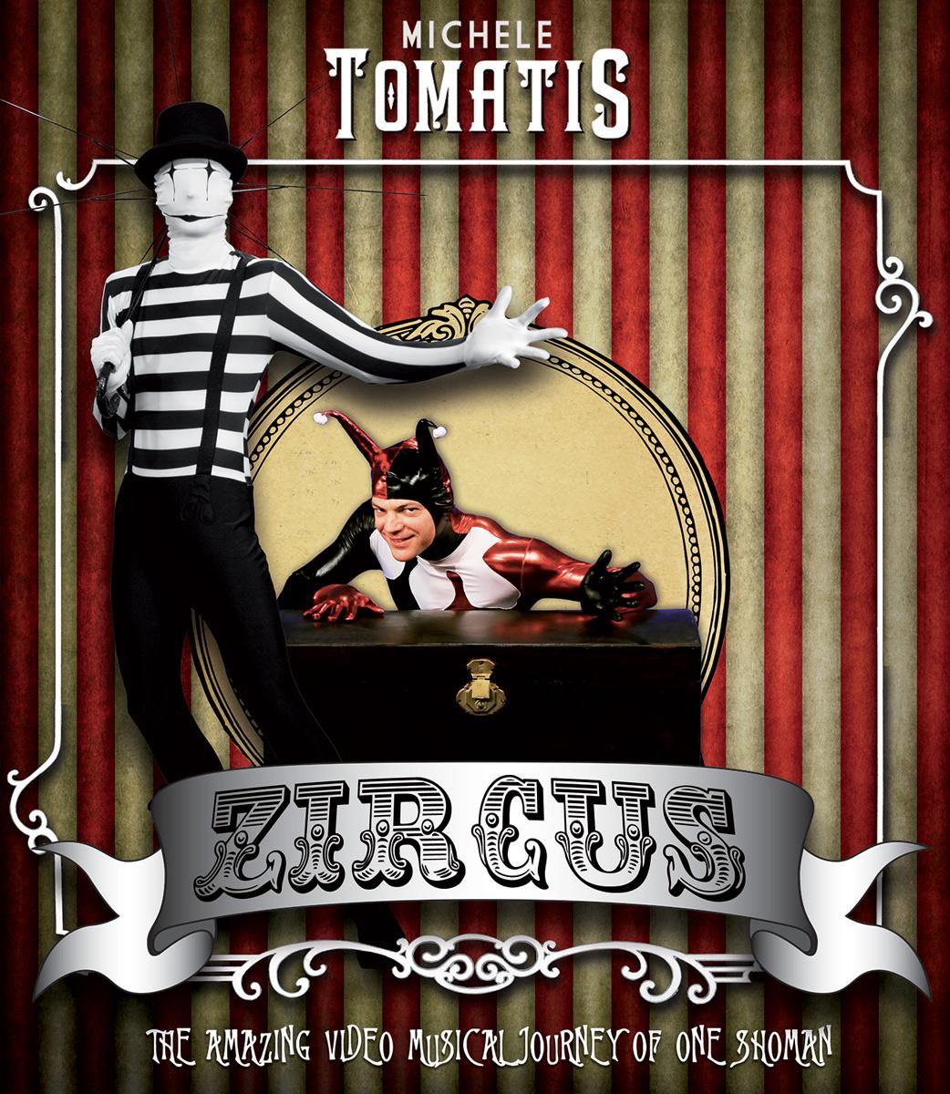 "Michele Tomatis </br> ""ZIRCUS"""